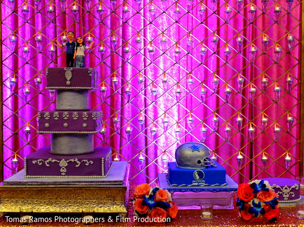 Wedding Cake in Austin, TX Indian Wedding by Tomas Ramos Photographers