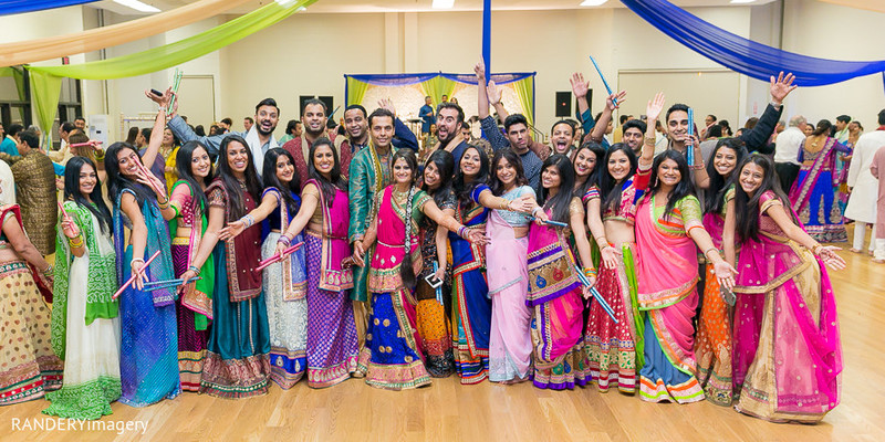 Pre-Wedding Celebration in Long Beach, CA Indian Wedding by RANDERYimagery