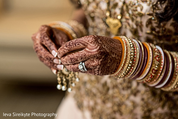 Bridal Jewelry in Mahwah, NJ Indian Wedding by Ieva Sireikyte Photography