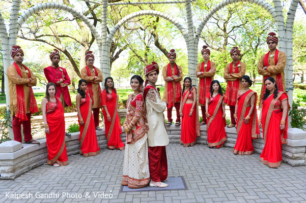 Portraits in Chicago, IL South Indian Wedding by Kalpesh Gandhi Photo & Video