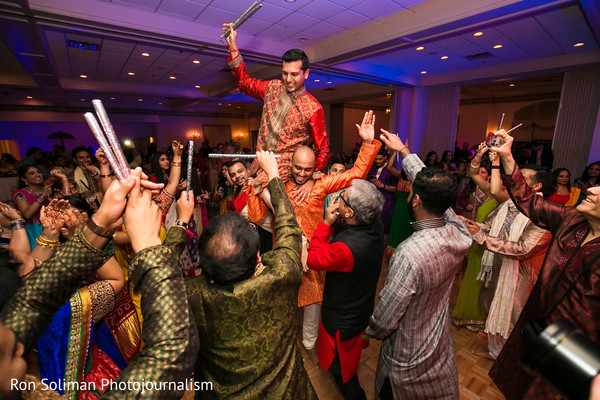Pre-Wedding Celebration in Atlantic City, NJ Indian Wedding by Ron Soliman Photojournalism