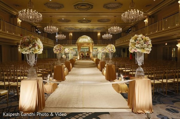 Ceremony in Chicago, IL South Indian Wedding by Kalpesh Gandhi Photo & Video