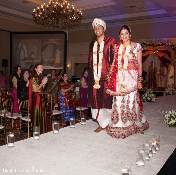 Ceremony in Tampa, FL Indian Wedding by Digital Dream Studio