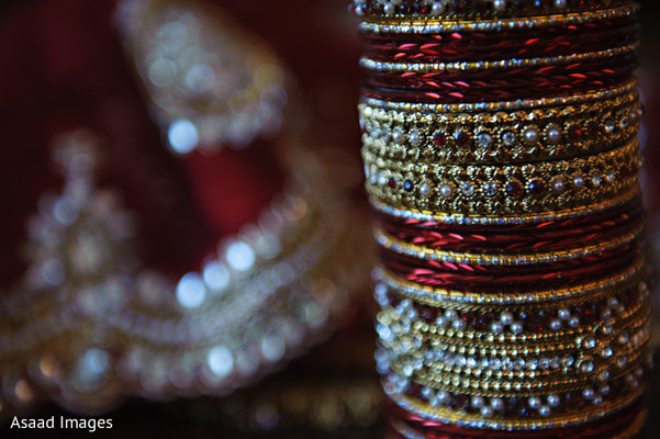 Bridal Jewelry in Orlando, FL Indian Wedding by Asaad Images