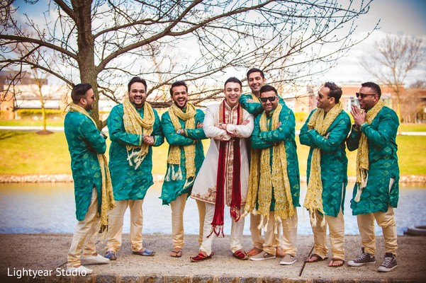 Portraits in Bridgewater, NJ Indian Wedding by Lightyear Studio