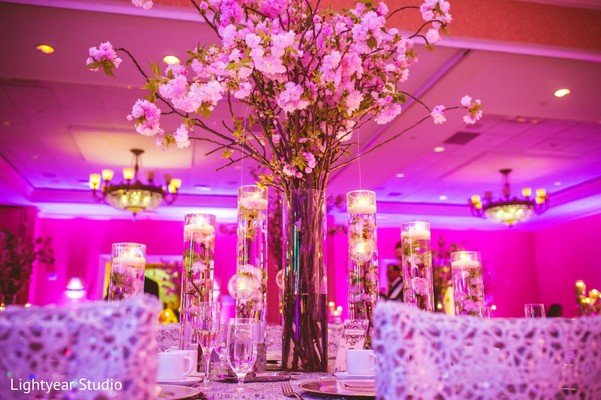 Reception in Bridgewater, NJ Indian Wedding by Lightyear Studio