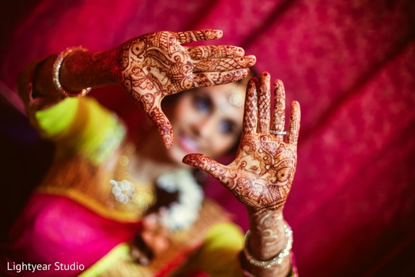 Mehndi Party in Bridgewater, NJ Indian Wedding by Lightyear Studio