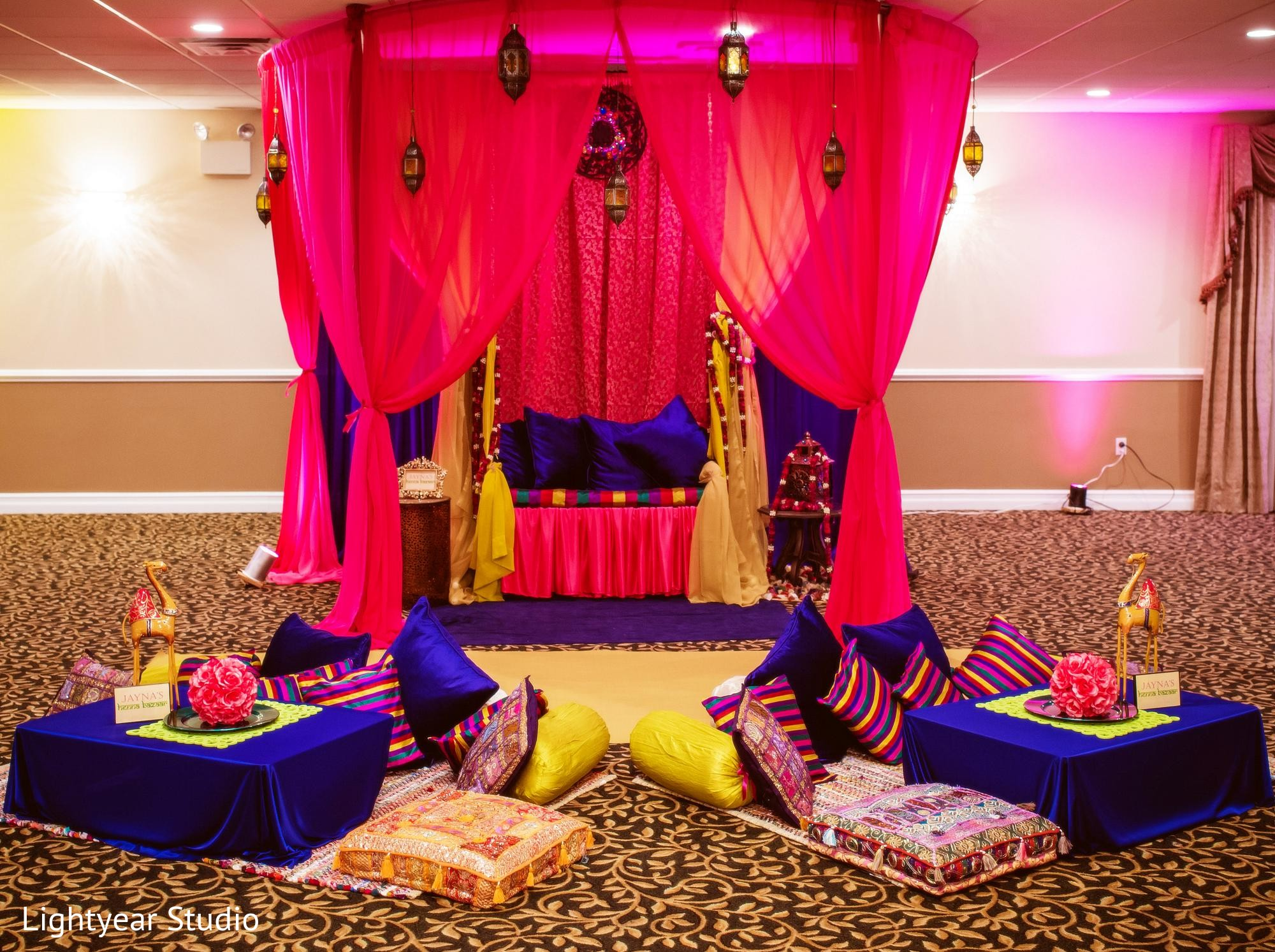 Asian Mehndi Party : Bridgewater nj indian wedding by lightyear studio maharani weddings