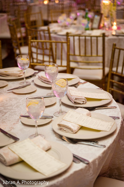 Reception in Huntington, NY Pakistani Wedding Reception by Jibran A. Photography
