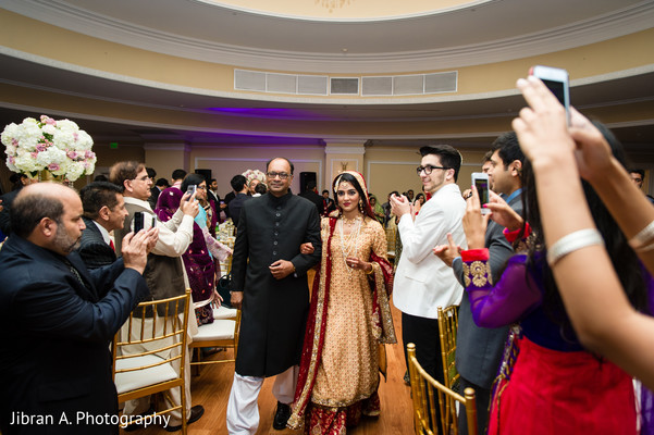 Wedding Reception in Huntington, NY Pakistani Wedding Reception by Jibran A. Photography