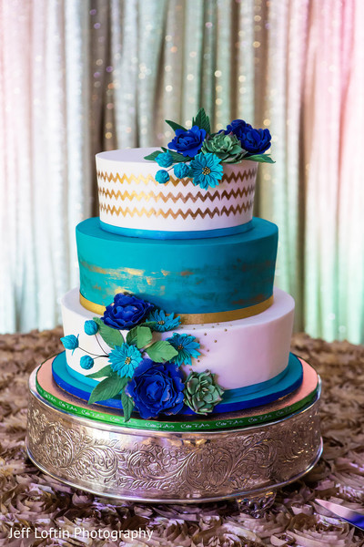 Cakes & Treats in Austin, TX Indian Fusion Wedding by Jeff Loftin Photography