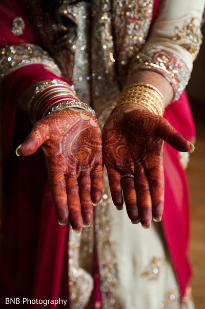 Mehndi in Huntington, NY South Asian Fusion Wedding by BNB Photography