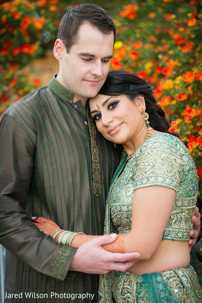 outdoor indian wedding portraits,indian wedding portraits