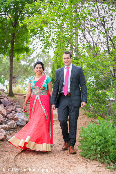 Portraits in Pueblo, CO Indian Fusion Wedding by Jared Wilson Photography
