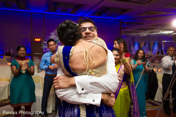 Reception in Princeton, NJ Indian Wedding by Pandya Photography