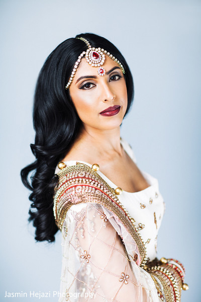 Portraits in Charlotte, NC Indian Wedding by Jasmin Hejazi Photography