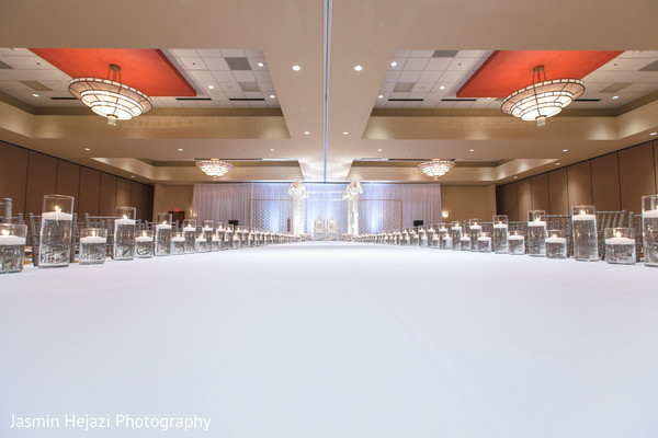 Ceremony in Charlotte, NC Indian Wedding by Jasmin Hejazi Photography
