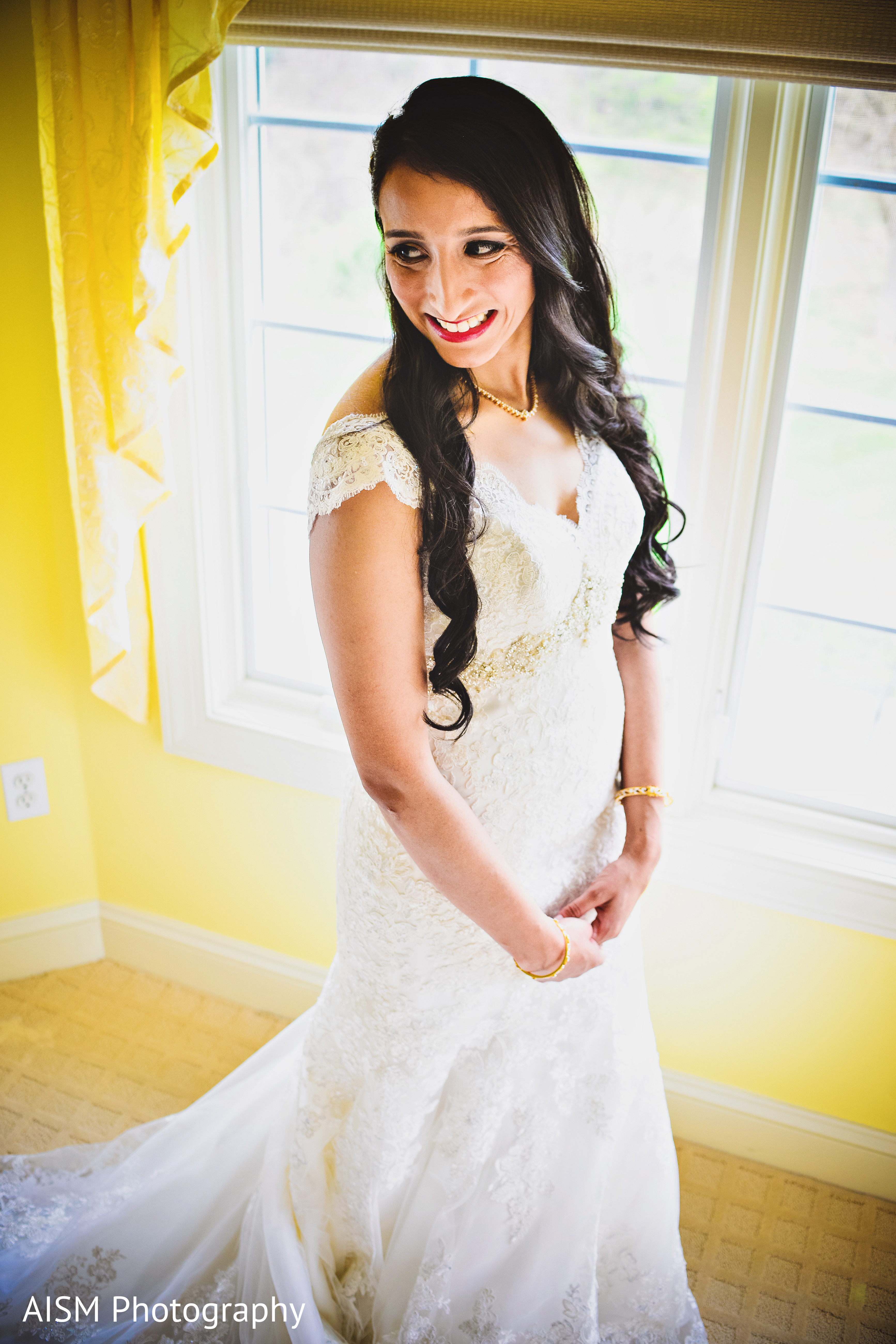 Baltimore, MD Indian Fusion Wedding by AISM Photography | Maharani ...
