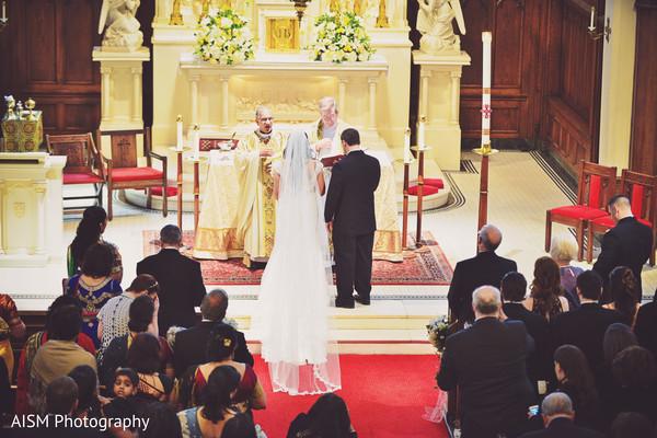 Traditional church wedding,church wedding,catholic wedding,catholic Indian wedding,Indian catholic wedding,Indian catholic wedding ceremony,catholic Indian wedding ceremony
