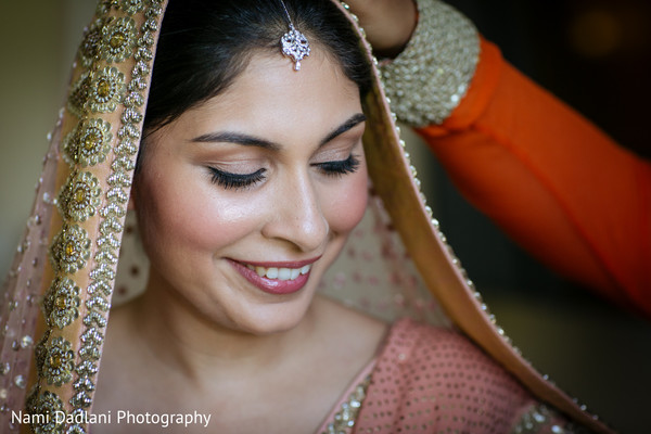 Getting Ready in Miami, FL Indian Wedding by Nami Dadlani Photography
