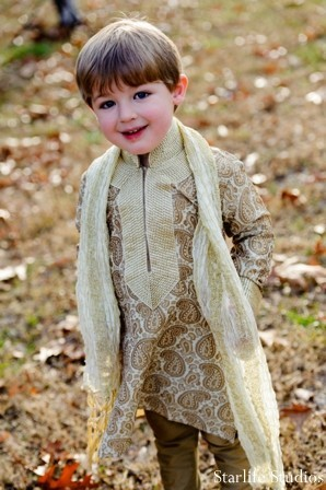 Photo in 7 Mini Maharani Fashions We Love!