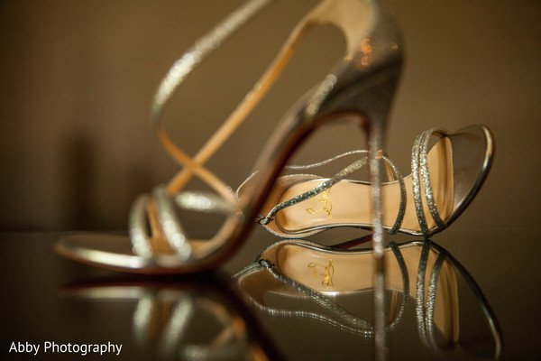 Shoes in Kelowna, British Columbia, Canada Destination Indian Wedding by Abby Photography