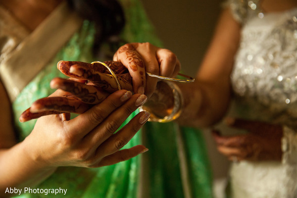 Getting Ready in Kelowna, British Columbia, Canada Destination Indian Wedding by Abby Photography