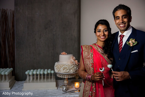 Cakes & Treats in Kelowna, British Columbia, Canada Destination Indian Wedding by Abby Photography