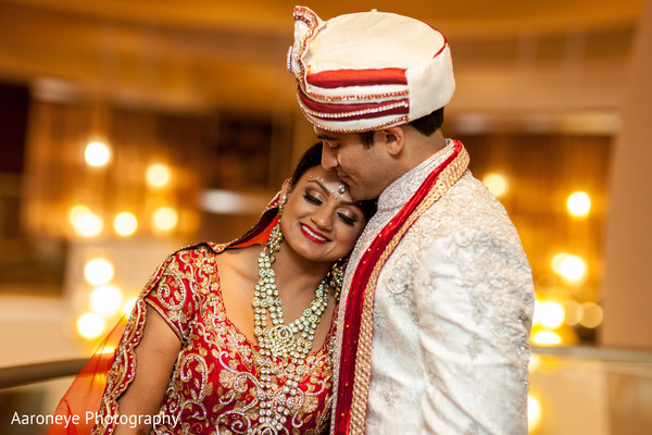 Ceremony in Anaheim, CA Indian Wedding by Aaroneye Photography