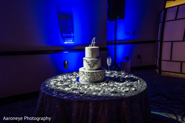 Cakes & Treats in Anaheim, CA Indian Wedding by Aaroneye Photography