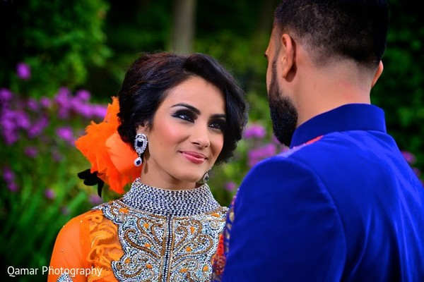 Engagement in Long Island, NY Sikh Wedding by Qamar Photography