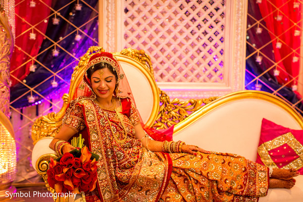 Portraits in Wrentham, MA Indian Wedding by Symbol Photography