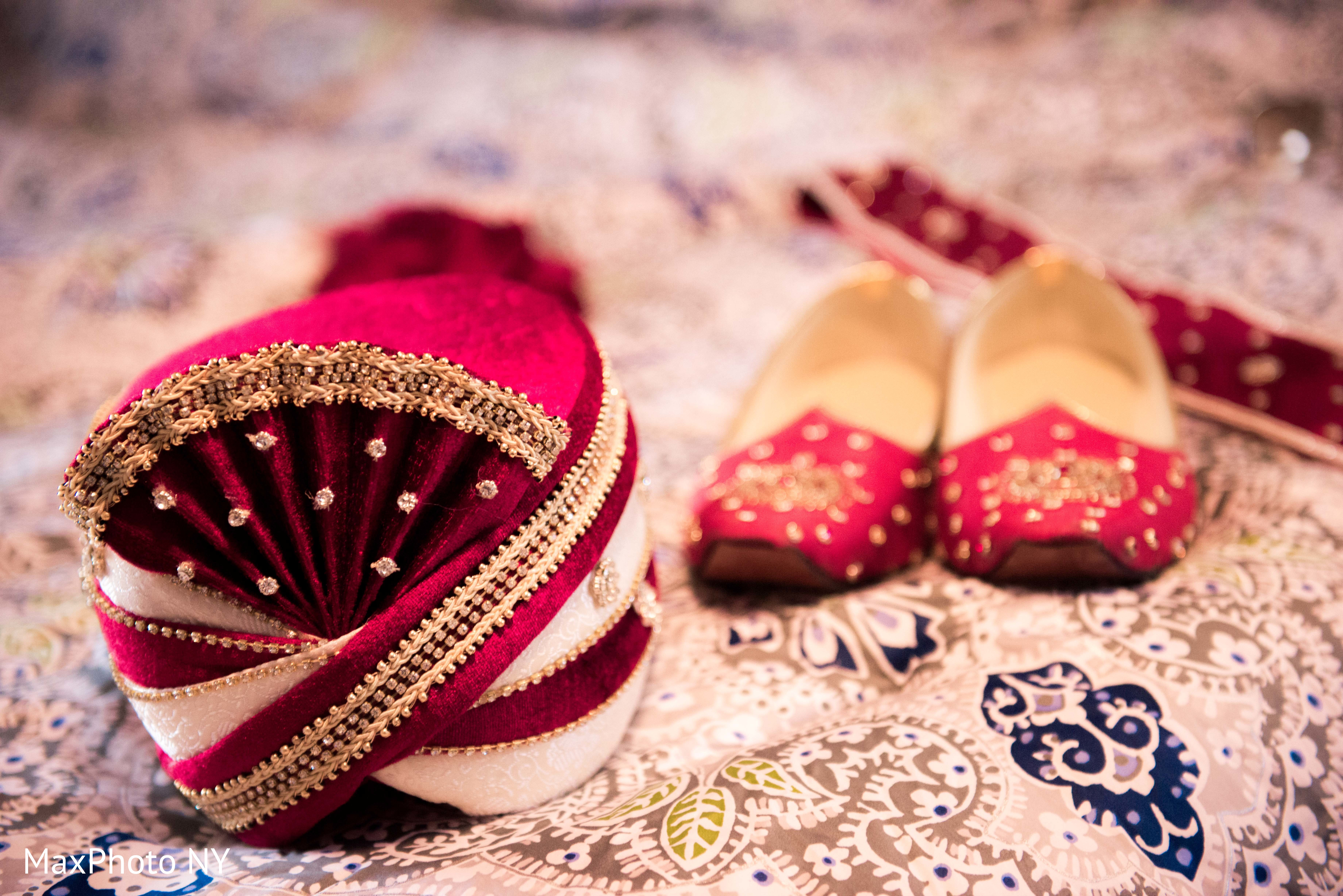 Getting ready in jamaica ny indian wedding by maxphotony for Indian jewelry in schaumburg il