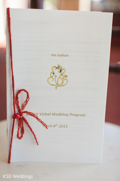 Stationery in Poughkeepsie, NY Indian Wedding by KSD Weddings