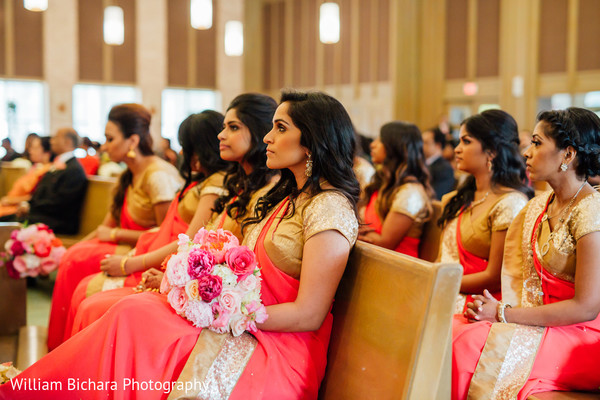 Ceremony in Austin, TX Indian Wedding by William Bichara Photography