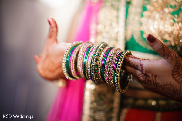 getting ready,bangles,bridal jewelry