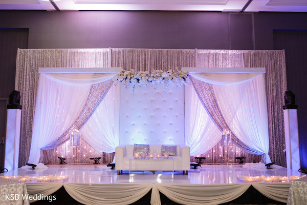 indian wedding reception floral and decor,indian wedding floral and decor,indian wedding reception,indian weddings