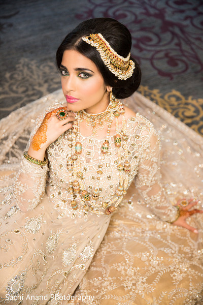 Luxurious Bridal Shoot in Mamaroneck, NY High Fashion Bridal Shoot by Sachi Anand Photography