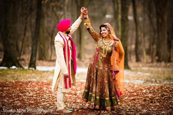 Garfield NJ Sikh Wedding By Studio Nine Photography