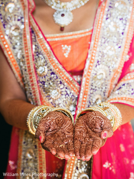 Mehndi in Pasadena, CA Indian Wedding by William Innes Photography