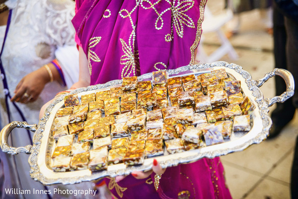 Indian Desserts in Pasadena, CA Indian Wedding by William Innes Photography