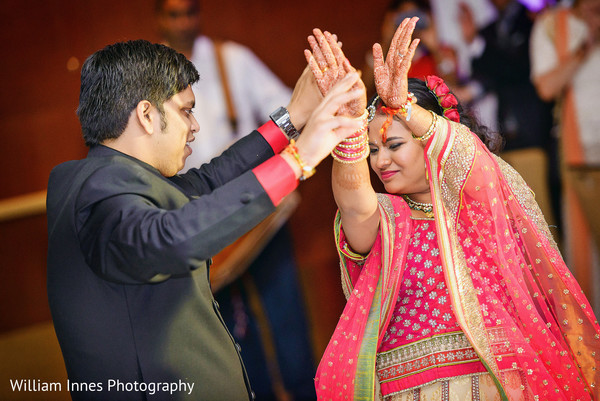 Reception in Pasadena, CA Indian Wedding by William Innes Photography