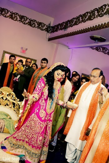 Mehndi Night in Edison, NJ Mehndi Night by Laaj Studios