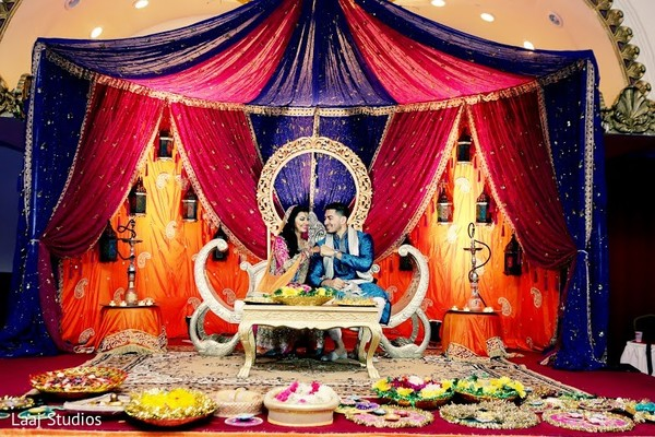 Bridal Mehndi Edison Nj : Edison nj mehndi night by laaj studios maharani weddings