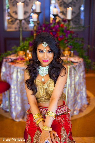 stylized photoshoot,indian bridal hair and makeup,indian bridal jewelry,indian bridal fashions