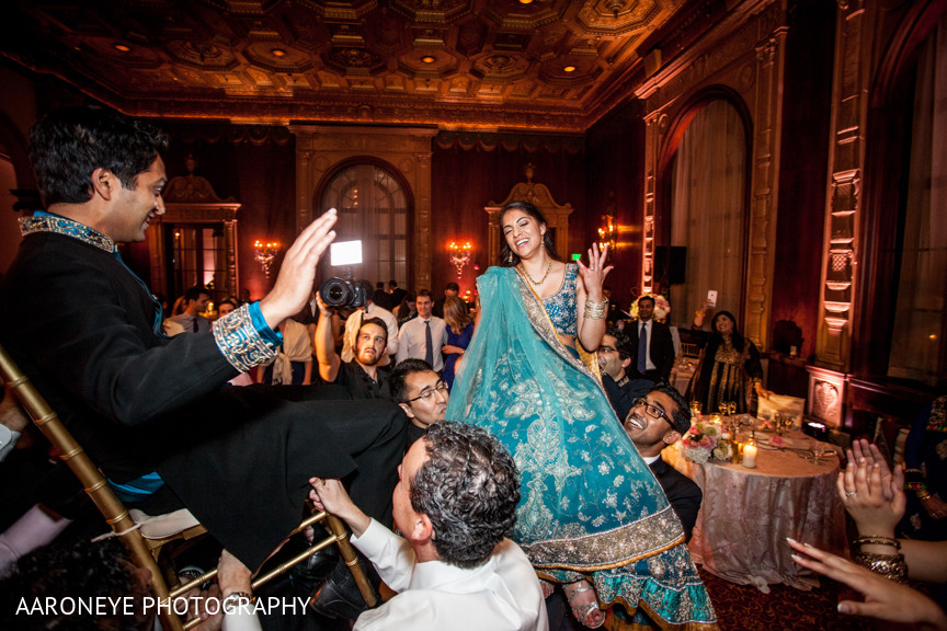 Reception in los angeles ca indian wedding reception by for Indian jewelry in schaumburg il