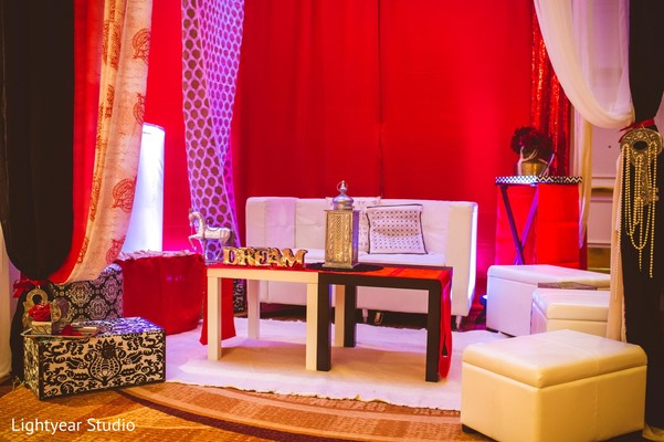 Sangeet in Bridgewater, NJ Indian Wedding by Lightyear Studio