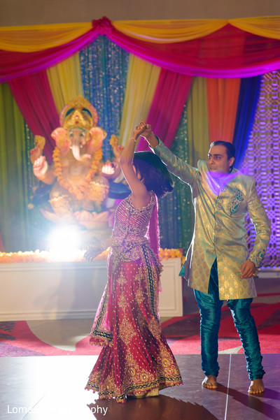 Sangeet in Grapevine, TX Indian Wedding by Lomesh Photography