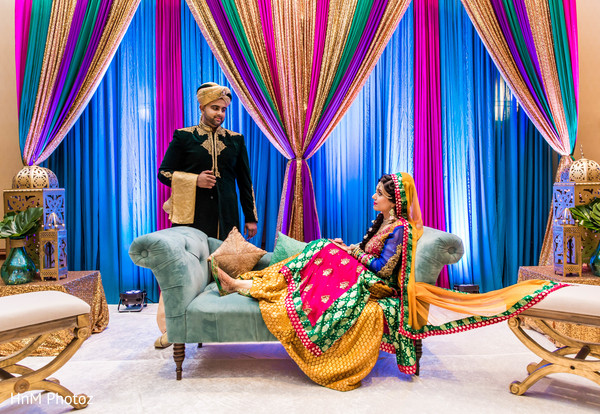 indian wedding portraits,indian wedding floral and decor,sweetheart stage,stage