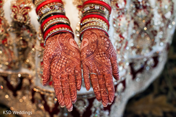 Mehndi in Cinnaminson, NJ Indian Wedding by KSD Weddings